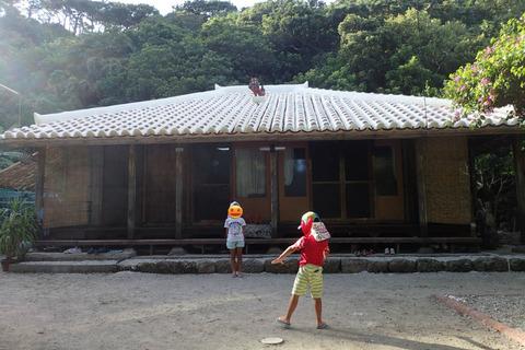 沖縄,離島,座間味,久志,家族旅行