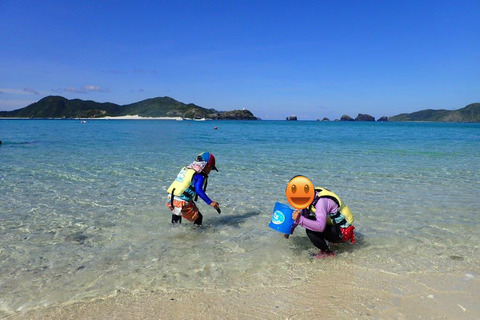 沖縄,離島,座間味,家族旅行,子連れ、ビーチ