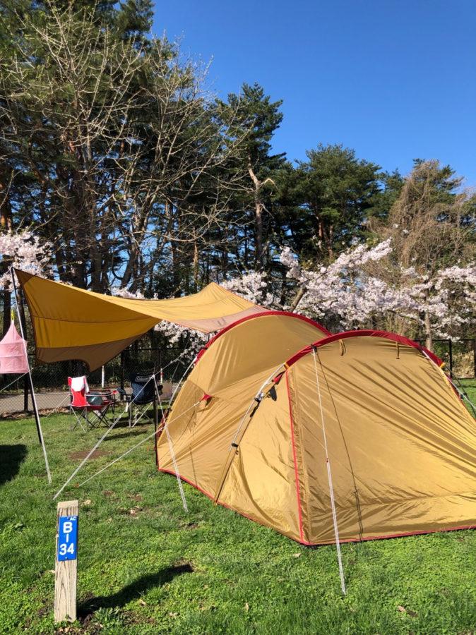 つがる地球村,青森キャンプ場,子連れキャンプ,東北キャンプ,GWキャンプ