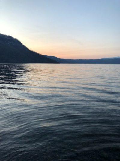 十和田湖,十和田湖キャンプ場
