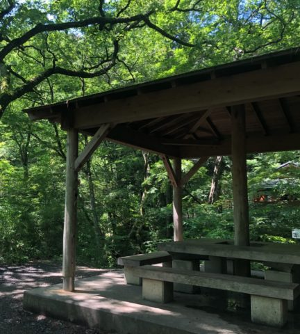 小滝沢キャンプ場,茨城,無料キャンプ場