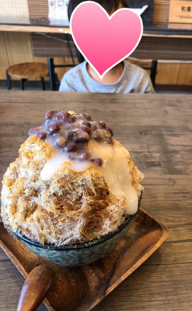 ひたちなかかき氷,ひたちなかカフェ,旬果,茨城カフェ,水戸カフェ