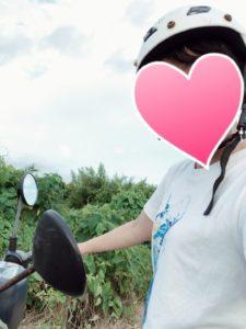台湾,小琉球,レンタルバイク,海外で運転