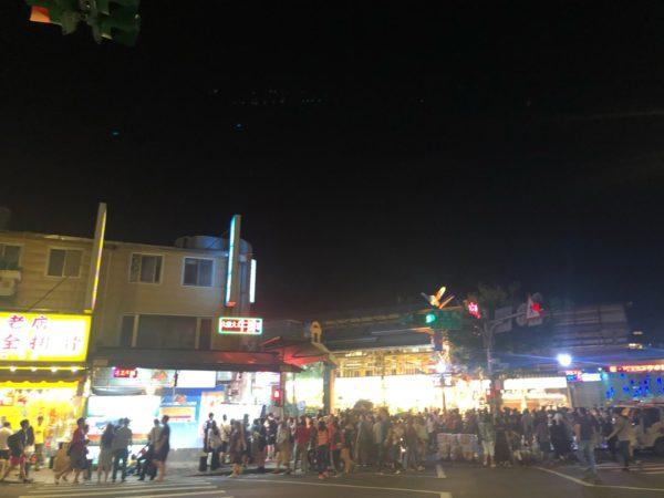 台湾,子連れ台湾,子連れ海外,士林夜市